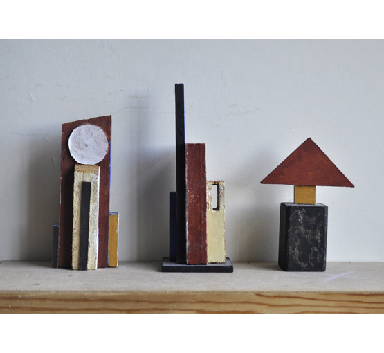 Roger Austin: Mantel Pieces 2