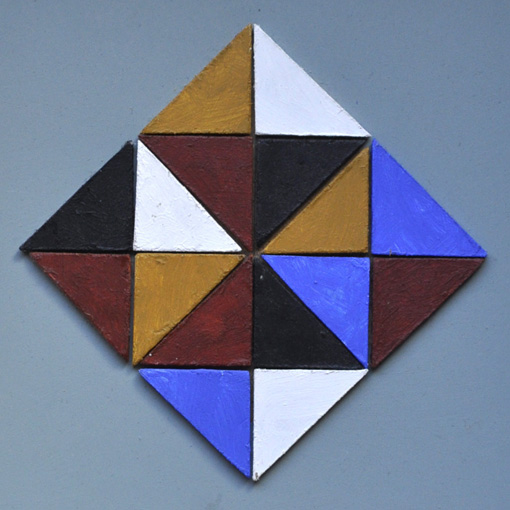 Roger Austin: Triangles 4